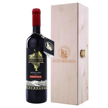 Origini Vinotecă Merlot 2007