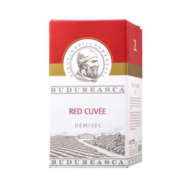 Bag in Box 2L Red Cuvée 2017