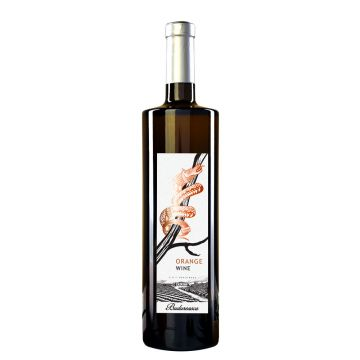 Orange Wine Sec 2018