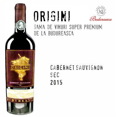 Descoperă Cabernet Sauvignon Origini, un vin excepțional!